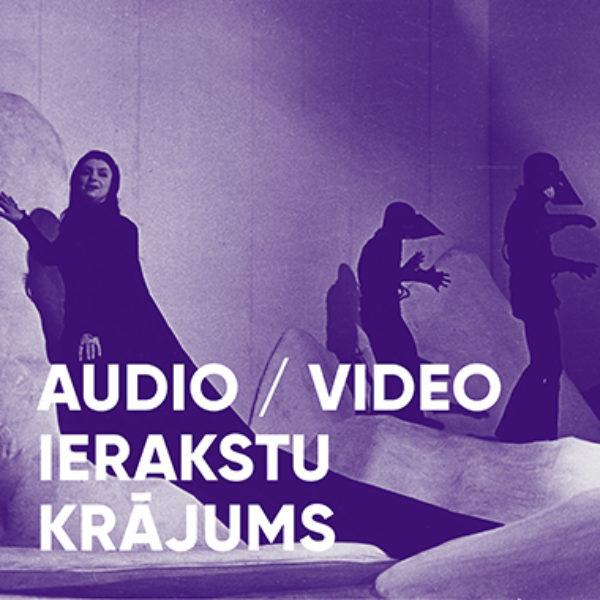 Audio/video ierakstu krājums