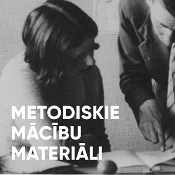 Metodiskie mācību materiāli