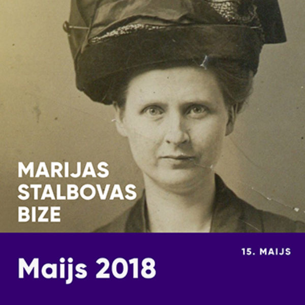 Marijas Stalbovas-Eglītes bize