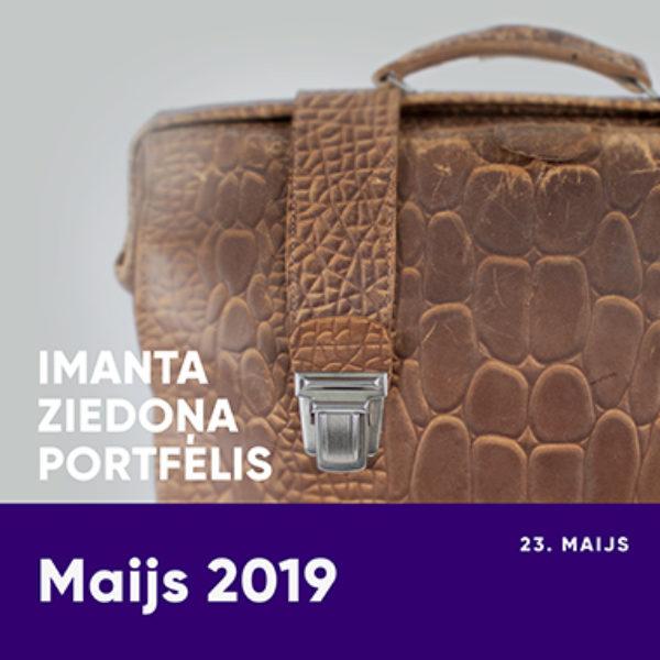 Imanta Ziedoņa portfelis