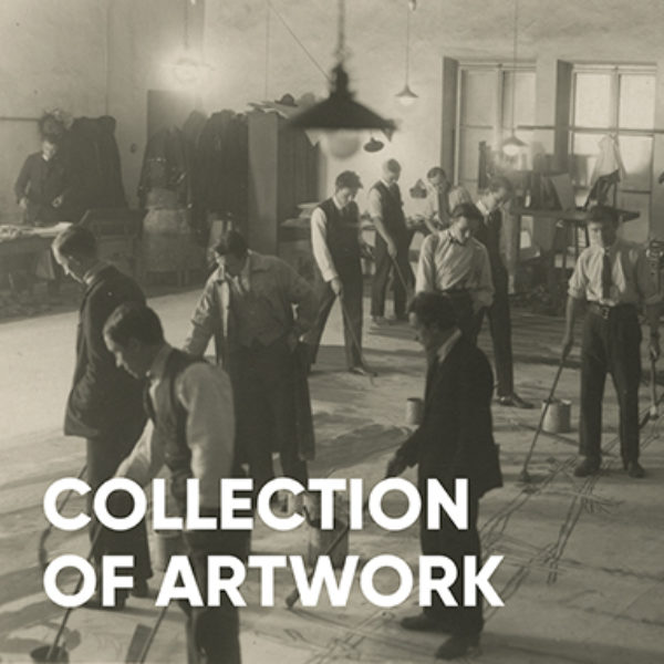 Collection of artwork