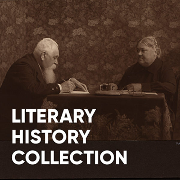 Literary history   collection