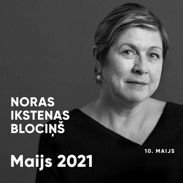 Noras Ikstenas blociņš