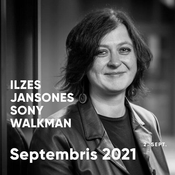 Ilzes Jansones Sony Walkman